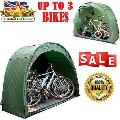 £71.72 • Buy Portable Small Bike Moped Garden Storage Shelter Shed Brand NEW UK HQ