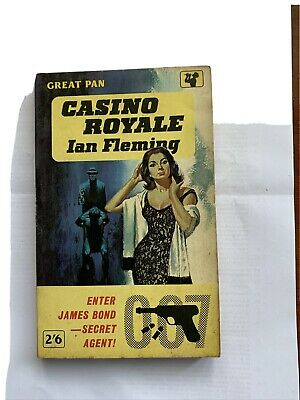 £7 • Buy Casino Royale By Ian Fleming A Great Pan Paperback Excellent Copy