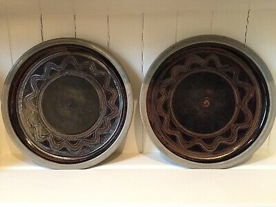 £2.20 • Buy Winchcombe Pottery Pair Of Dinner Plates 27cm