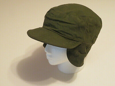 $15.50 • Buy Vintage M-1951 Cotton Field Cap Size 7 1/2 Dated NAMED Original Military - C-13
