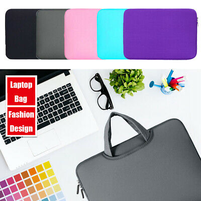 AU22.49 • Buy 11-15 Inch Laptop Bag Sleeve Case Cover For MacBook Air Pro HP Dell Lenovo AU