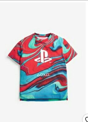 £5 • Buy Boys Playstation T Shirt From Next Age 7 Years BNWT