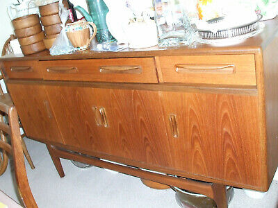 £495 • Buy G-Plan FRESCO Sideboard Purchased From New In Good Condition - Moving House Sale