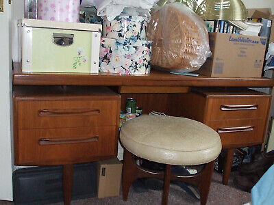 £495 • Buy G-Plan FRESCO Dressing Table Purchased New In Good Condition - Moving House Sale