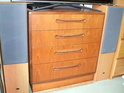 £300 • Buy G-Plan FRESCO Chest Of Drawers Purchased New In Good Condition Moving House Sale