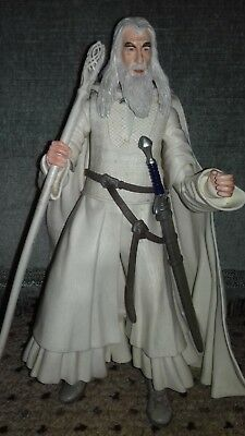 £20 • Buy Gandalf Figure -lord Of The Rings 12  Tall 2005 Marvel