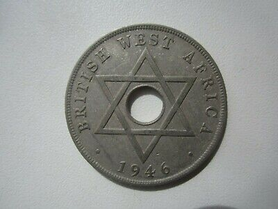 £2.12 • Buy 1946 Kn British West Africa One Penny