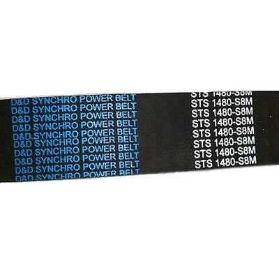 $300.62 • Buy 3800-S8M-1952 D&D Powerdrive S8M Single STS Replacement Timing Belt