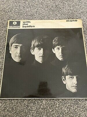 £10 • Buy The Beatles - With The Beatles Mono PMC1206