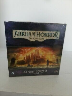 £13.50 • Buy Path To Carcosa: Arkham Horror LCG Exp - Brand New & Sealed