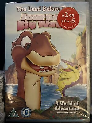 £0.99 • Buy The Land Before Time 9 - Journey To Big Water [DVD] - DVD  P0VG The Cheap Fast