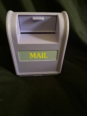 $10 • Buy Cute Barbie So Much To Do Post Office Replacement Parts: Mailbox