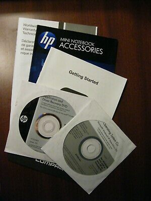£7.08 • Buy Hp/compaq Windows Xp Operating System Home Edition Sp3 Cd