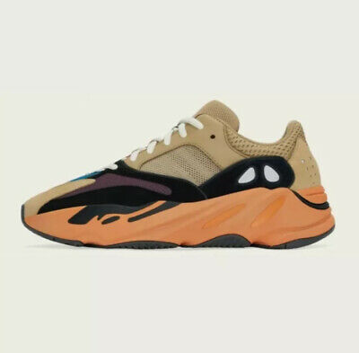 $ CDN415.42 • Buy Adidas Yeezy Boost 700 Enflame Amber Size 11 100% Authentic ORDER CONFIRMED