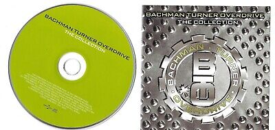 £2 • Buy Bachman-Turner Overdrive - Collection CD (2001)  GREAT CONDITION