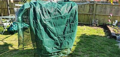£0.99 • Buy 15ft Trampoline  Safety Net Cover & Pole Covers Never Used