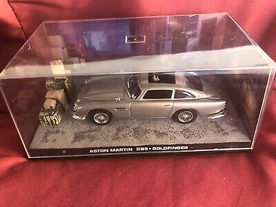 £6.66 • Buy #25 James Bond 007 Diecast Collection Aston Martin DB5 Goldfinger 1964 Connery