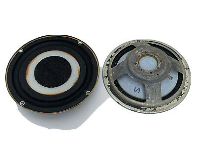£9.90 • Buy Celestion 8  ABR Unit From Ditton 15XR. Passive Auxiliary Bass Radiator