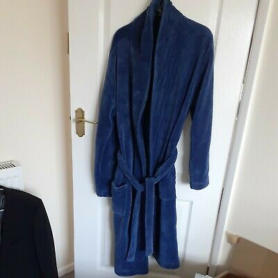 £2.20 • Buy Mens Dressing Gown Size Small