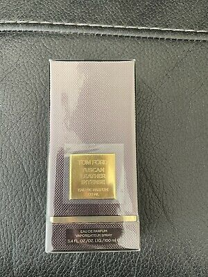 £0.99 • Buy Tom Ford Tuscan Leather Intense 100 Ml Edp (brand New Sealed)