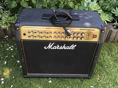 £150 • Buy MARSHALL Combo ATV 150 Electric Acoustic Guitar Amplifier Amp