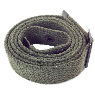 $7.95 • Buy M1 Carbine Olive Drab Green Sling Wwii Gi Style Reproduction