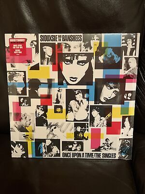 £40 • Buy Siouxsie And The Banshees Once Upon A Time Clear Vinyl And Poster Half Mastered