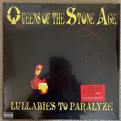 £20 • Buy Queens Of The Stone Age - Lullabies To Paralyze 2LP 00602508108273 NEW/SEALED