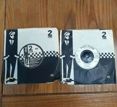 £5 • Buy Two Two-tone 7 Inch Vinyl Records 1979 The Selecter And The Specials