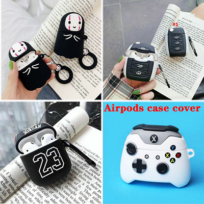 AU11.86 • Buy Apple Airpods 1/2 Pro Case Cover 3D Cute Skin Game Console Silicone Protective