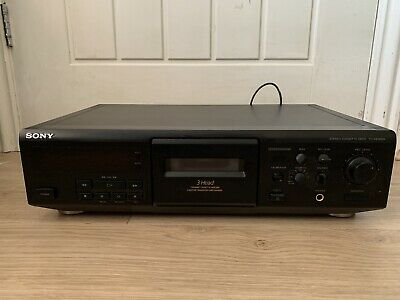£145 • Buy Sony Tc-ke500s 3 Head Cassette Tape Deck With Dolby S-lovely Condition!