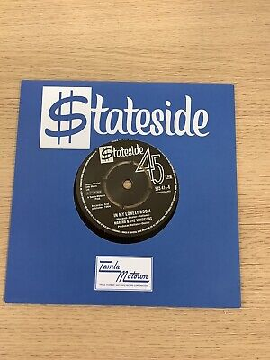 £20 • Buy Martha And The Vandellas. In My Lonely Room/dancing In The Street