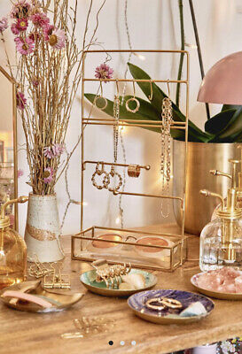 £15 • Buy Gold Jewellery Stand