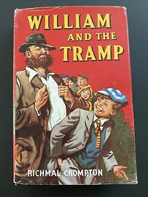 £7.73 • Buy William And The Tramp Richmal Crompton First Edition Dust Jacket