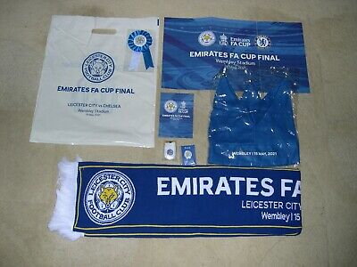 £9.99 • Buy Leicester City Fc Fa Cup Final Pack 2021 15/05/2021 Matchday Issue