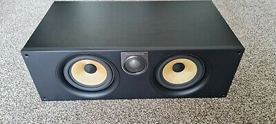 £245 • Buy B&W BOWERS & WILKINS HTM62 S2 Centre Speaker Boxed!!