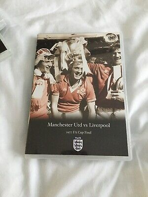 £3.99 • Buy FA Cup Final 1977 - Manchester United Vs Liverpool (DVD, 2004)