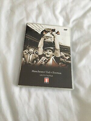 £3.99 • Buy FA Cup Final 1985 - Manchester United Vs Everton (DVD, 2004)