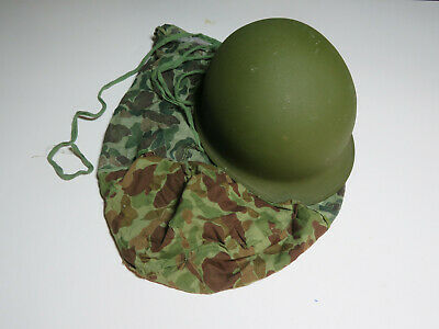 $40 • Buy WWII US Army Original M1 Infantry Helmet Swivel Bale Shell And Liner