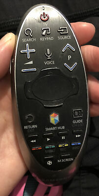 £20 • Buy Samsung BN59-01181Q Voice, Smart HUB And Touch Pad Remote Control.