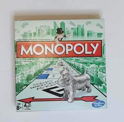 £12.99 • Buy Monopoly Classic Board Game UK EDITION  Complete  Free P&P Fast Dispatch Hasbro