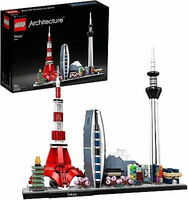£39.99 • Buy Lego Architecture Skyline Collection Tokyo Set (21051) 547 Pieces New Sealed
