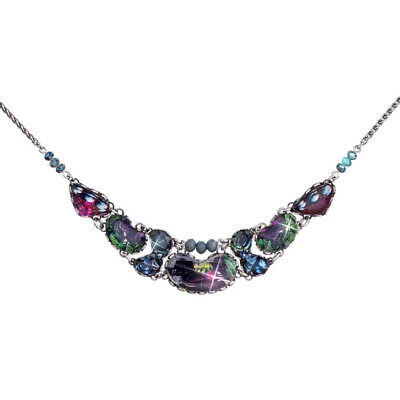£110 • Buy Ayala Bar Radiance Collection Small  Rain Forest  Necklace