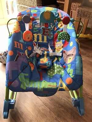 £7.50 • Buy Fisher-Price Infant-to-Toddler Rocker / Bouncy Chair / Bouncer / Vibrating Chair