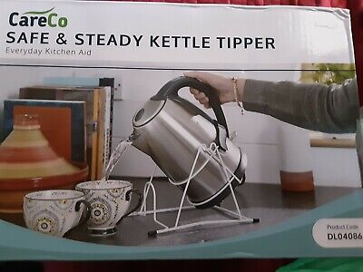 £9.99 • Buy Careco Safe & Steady Kettle Tipper
