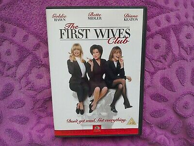 £1.30 • Buy The First Wives Club DVD. Comedy (1996). Goldie Hawn, Bette Midler, Diane Keaton