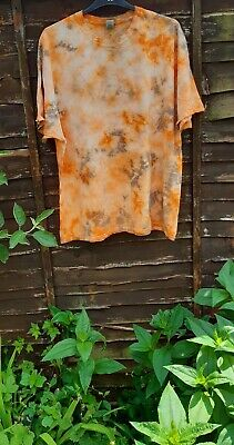 £6 • Buy Look Good And Be Cool In This Unisex And Unique Hand Dyed T Shirt Size 3XL