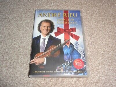 £1 • Buy Dvd - Andre Rieu - Home For Christmas