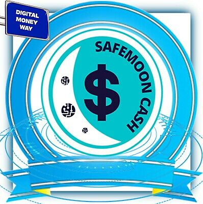 $23.99 • Buy ✅  20 Billion 20.000.000.000 SafeMoonCash  MINING CONTRACT  Crypto Currency