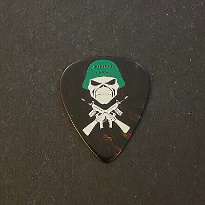 $ CDN14.62 • Buy Guitar Pick Collection - IRON MAIDEN.  JANICK GERS. TOUR 2006-07. TROOPER GERS
